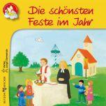 Minibuch Die schönsten Feste im Jahr